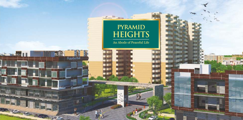 Pyramid Heights Sector 85 Dwarka Expressway Gurgaon