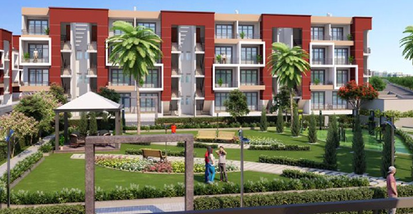 RPS Palm Drive Affordable Floors Sector 88, Faridabad