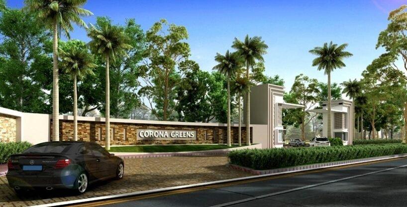 Rambha Corona Greens