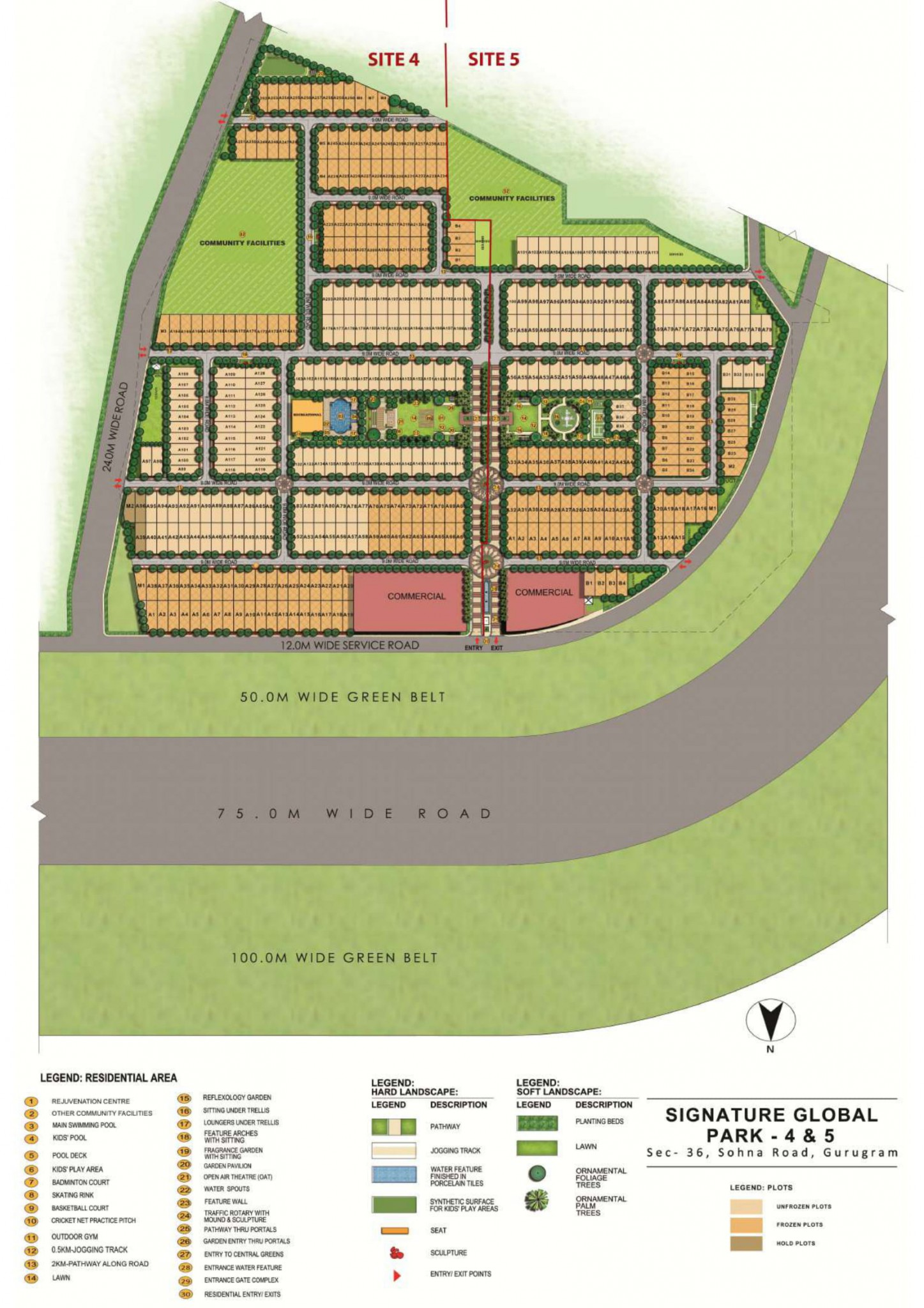 Signature-Global-Park-4-and-5-Site-Plan-1447x2048